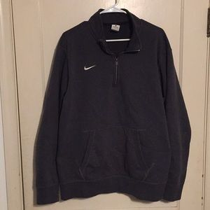 Nike Quarter Zip Jacket